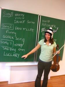 Emily - teaching